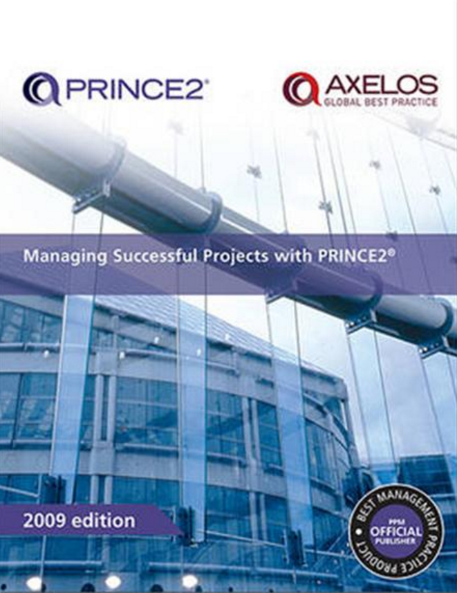prince2® front cover